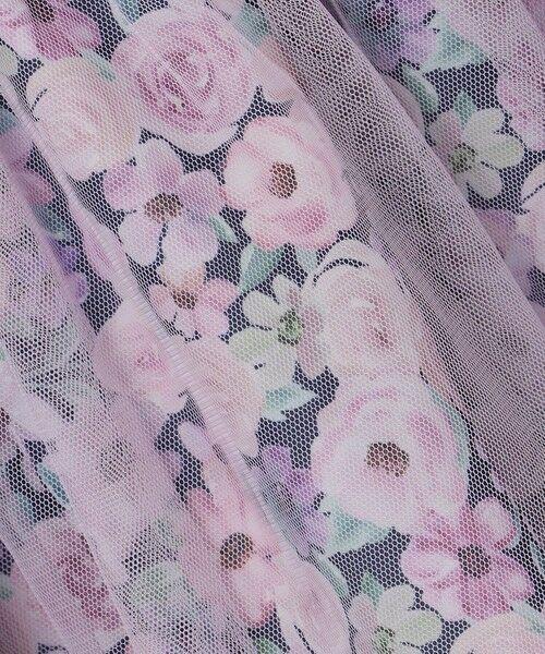 any FAM / エニィファム ロング・マキシ丈ワンピース | フラワーチュール ワンピース | 詳細4