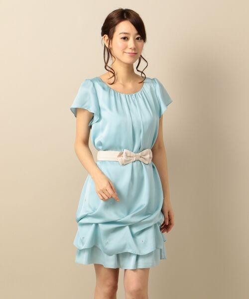 a44f1e7639d4c セール 2wayジュエルドレス (ドレス)|any SiS   エニィスィス ...