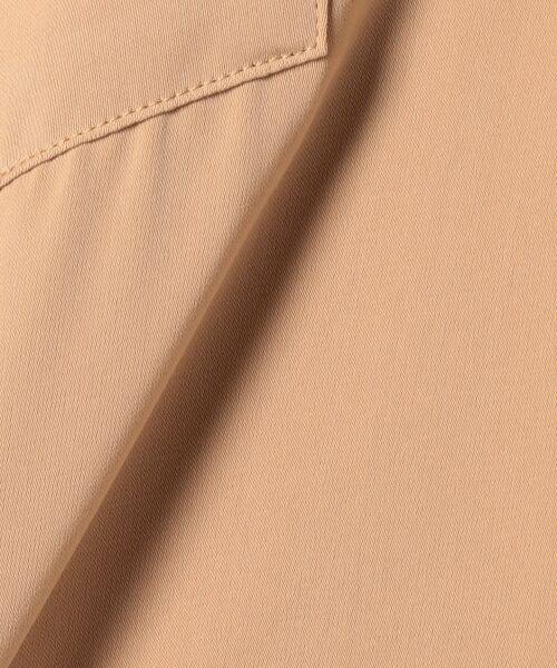 any SiS / エニィスィス Tシャツ | 【洗える】タックニュアンス ブラウス | 詳細9