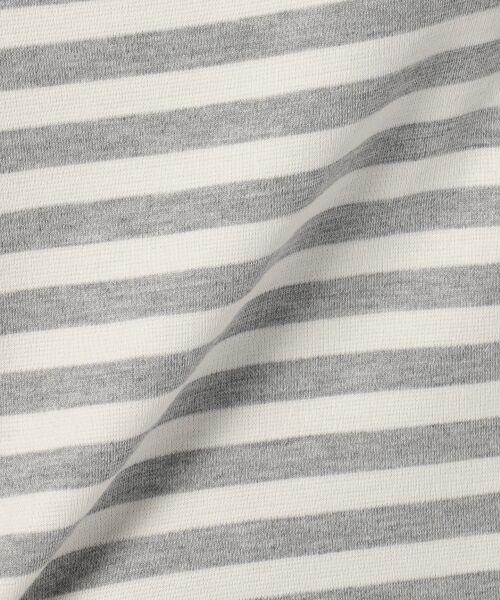 any SiS / エニィスィス Tシャツ | レーシーフレンチボーダー カットソー | 詳細11