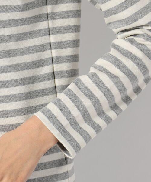 any SiS / エニィスィス Tシャツ | レーシーフレンチボーダー カットソー | 詳細9