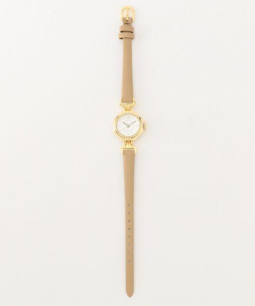 any SiS / エニィスィス 腕時計 | フェミニンスリム ウォッチ(腕時計)(ベージュ系)
