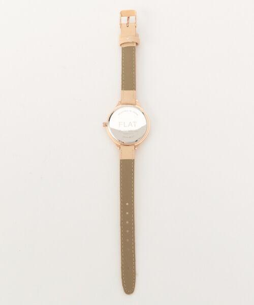 any SiS / エニィスィス 腕時計 | 【WEB限定】フェミニンフェイクレザーベルト ウォッチ(腕時計) | 詳細1