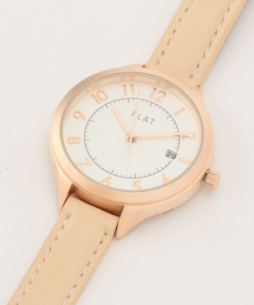 any SiS / エニィスィス 腕時計 | 【WEB限定】フェミニンフェイクレザーベルト ウォッチ(腕時計) | 詳細2