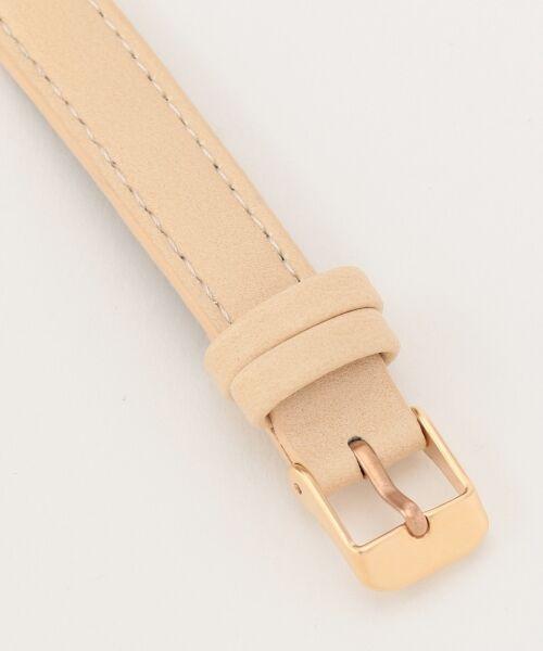 any SiS / エニィスィス 腕時計 | 【WEB限定】フェミニンフェイクレザーベルト ウォッチ(腕時計) | 詳細3