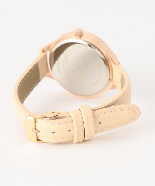 any SiS / エニィスィス 腕時計 | 【WEB限定】フェミニンフェイクレザーベルト ウォッチ(腕時計) | 詳細5