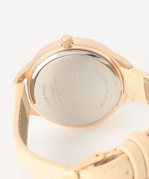 any SiS / エニィスィス 腕時計 | 【WEB限定】フェミニンフェイクレザーベルト ウォッチ(腕時計) | 詳細6