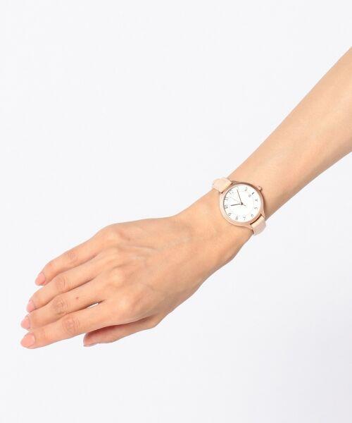 any SiS / エニィスィス 腕時計 | 【WEB限定】フェミニンフェイクレザーベルト ウォッチ(腕時計) | 詳細7