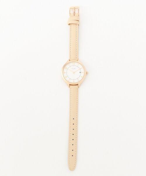 any SiS / エニィスィス 腕時計 | 【WEB限定】フェミニンフェイクレザーベルト ウォッチ(腕時計)(ピンク系)