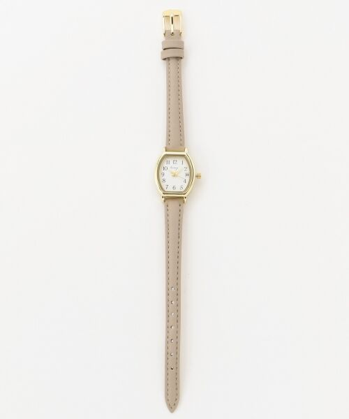 any SiS / エニィスィス 腕時計 | コンパクトフェイス ウォッチ(腕時計)(ライトグレー系)