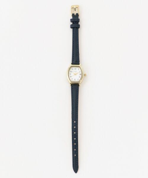 any SiS / エニィスィス 腕時計 | コンパクトフェイス ウォッチ(腕時計)(ネイビー系)