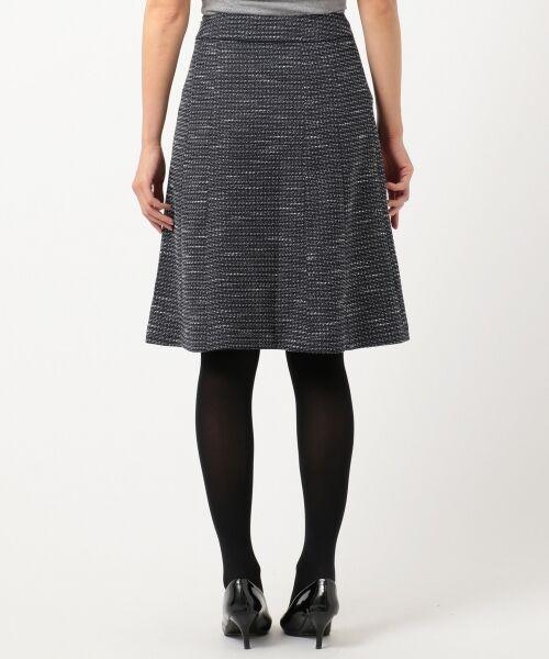 any SiS / エニィスィス ミニ・ひざ丈スカート | 【セットアップ対応】リップルボーダーストレッチ スカート | 詳細10