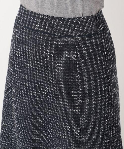 any SiS / エニィスィス ミニ・ひざ丈スカート | 【セットアップ対応】リップルボーダーストレッチ スカート | 詳細11