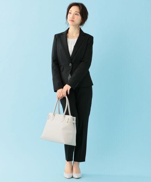 any SiS / エニィスィス トートバッグ | 【A4サイズ収納可】サイドベルト トートバッグ | 詳細3
