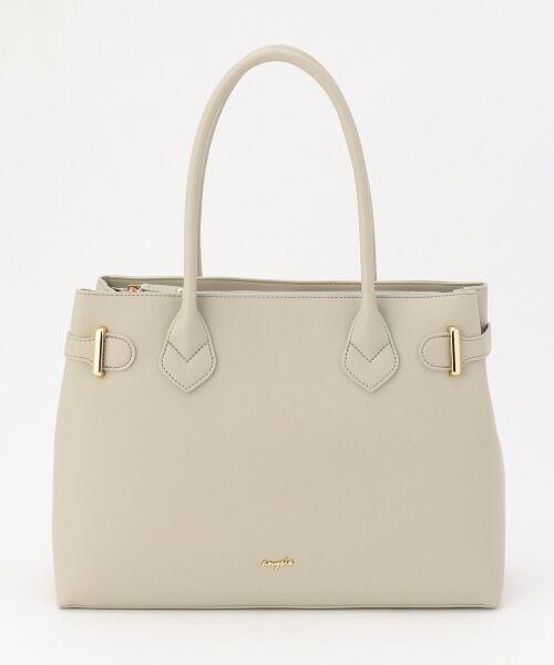 any SiS / エニィスィス トートバッグ | 【A4サイズ収納可】サイドベルト トートバッグ | 詳細5