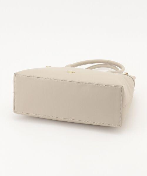 any SiS / エニィスィス トートバッグ | 【A4サイズ収納可】サイドベルト トートバッグ | 詳細7