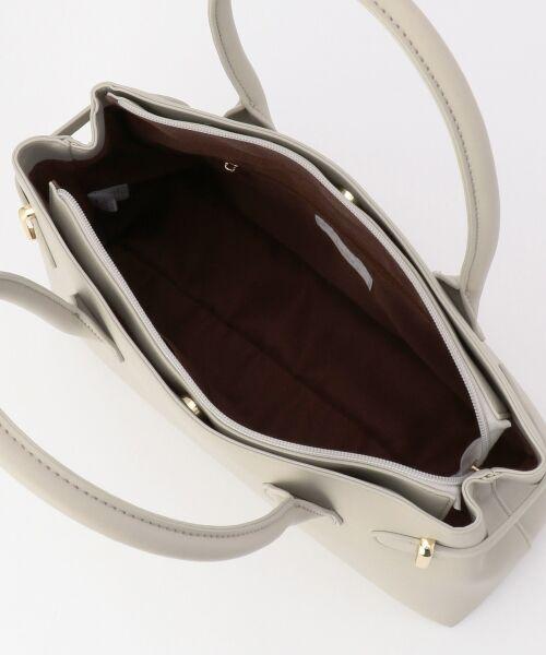 any SiS / エニィスィス トートバッグ | 【A4サイズ収納可】サイドベルト トートバッグ | 詳細9