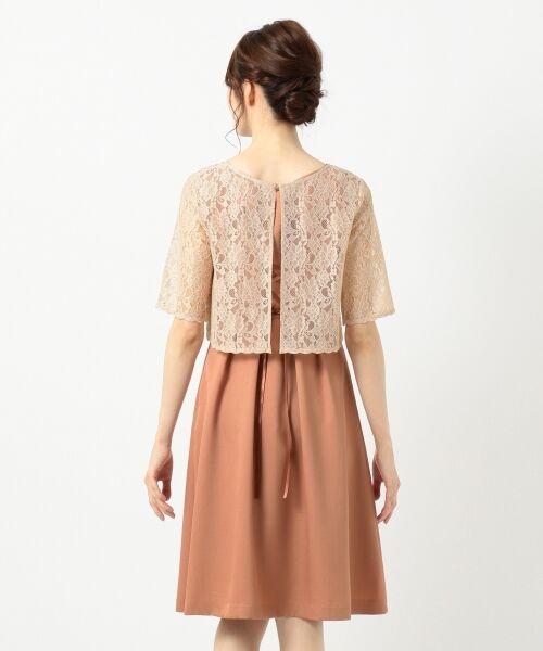 any SiS / エニィスィス ドレス | 【3WAY】レースボレロ ドレス | 詳細6