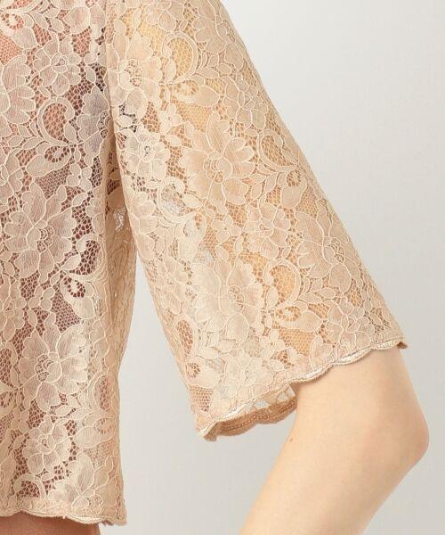 any SiS / エニィスィス ドレス | 【3WAY】レースボレロ ドレス | 詳細8