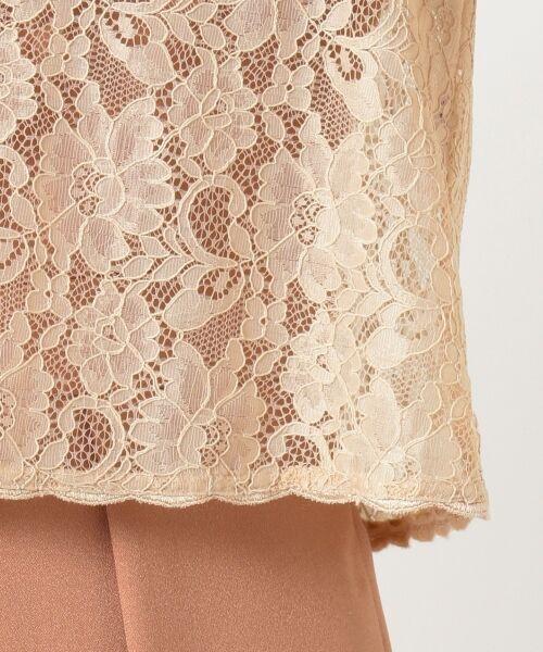 any SiS / エニィスィス ドレス | 【3WAY】レースボレロ ドレス | 詳細10