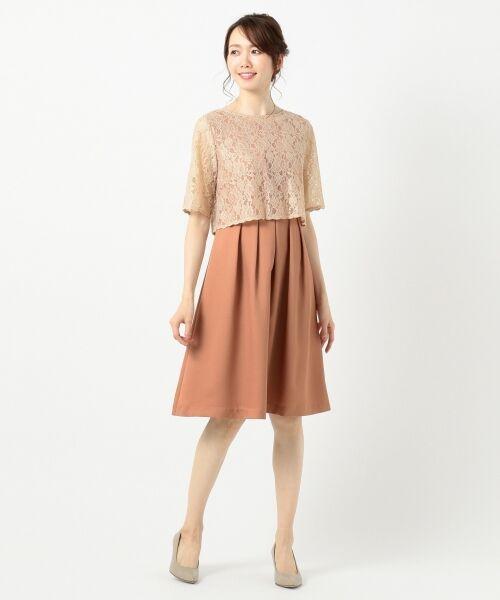 any SiS / エニィスィス ドレス | 【3WAY】レースボレロ ドレス | 詳細14