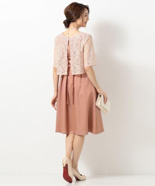 any SiS / エニィスィス ドレス | 【3WAY】レースボレロ ドレス | 詳細3