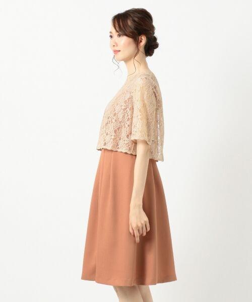 any SiS / エニィスィス ドレス | 【3WAY】レースボレロ ドレス | 詳細5