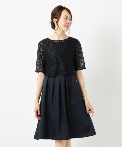 any SiS / エニィスィス ドレス | 【3WAY】レースボレロ ドレス | 詳細25