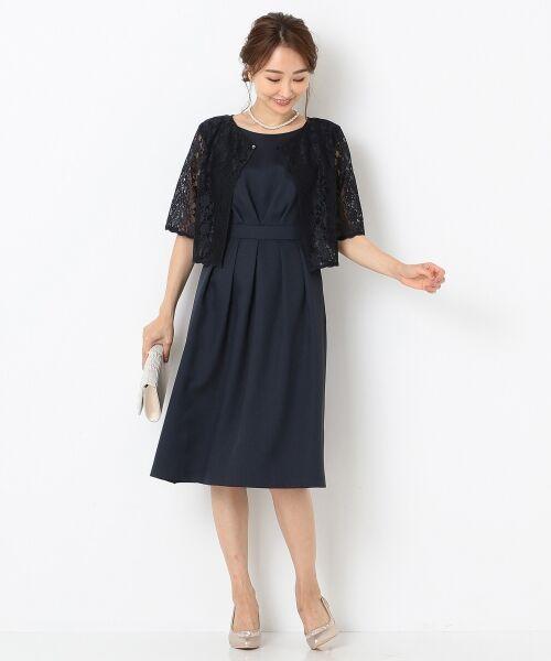 any SiS / エニィスィス ドレス | 【3WAY】レースボレロ ドレス | 詳細21