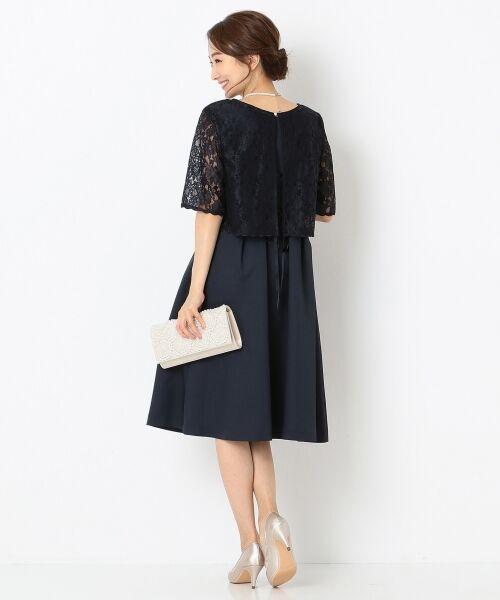 any SiS / エニィスィス ドレス | 【3WAY】レースボレロ ドレス | 詳細22