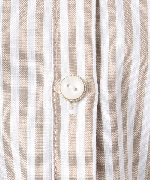 any SiS / エニィスィス トップス   【皺になりにくい】ストライプロング シャツ   詳細7