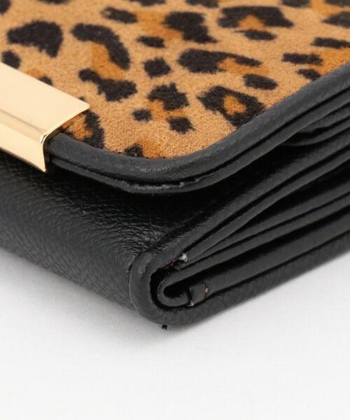 any SiS / エニィスィス 財布・コインケース・マネークリップ | メタルポイントミニ ウォレット(財布) | 詳細9