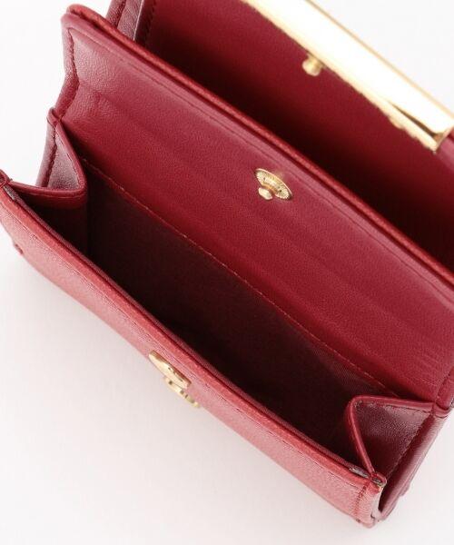 any SiS / エニィスィス 財布・コインケース・マネークリップ | メタルポイントミニ ウォレット(財布) | 詳細14