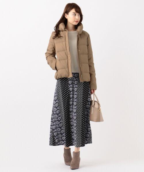 any SiS / エニィスィス ミニ・ひざ丈スカート | 【洗える】パネルプリントロング スカート | 詳細16