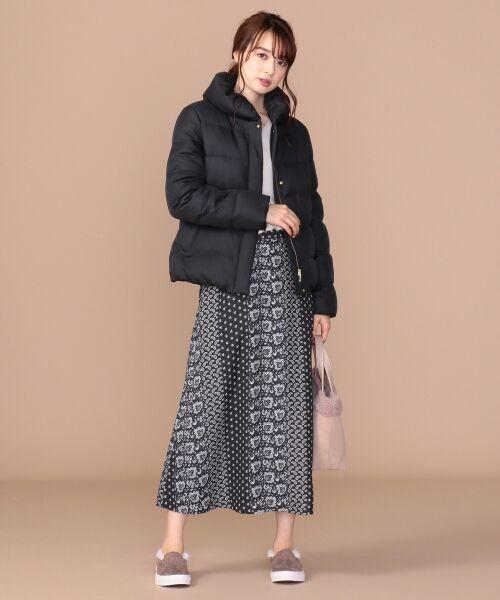 any SiS / エニィスィス ミニ・ひざ丈スカート | 【洗える】パネルプリントロング スカート | 詳細18