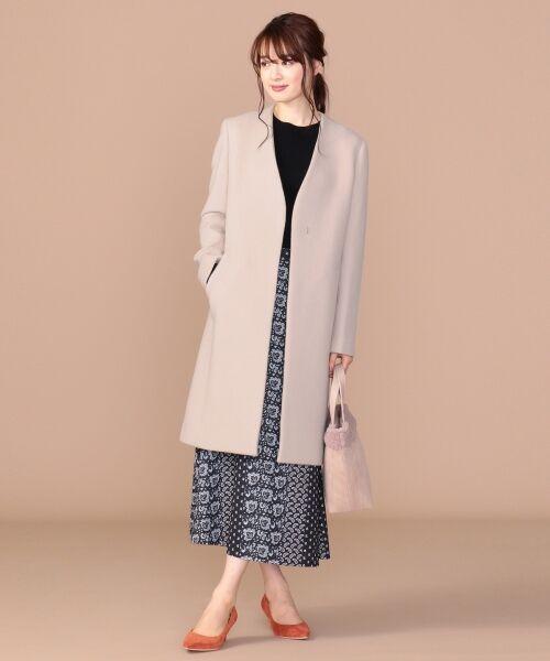any SiS / エニィスィス ミニ・ひざ丈スカート | 【洗える】パネルプリントロング スカート | 詳細20