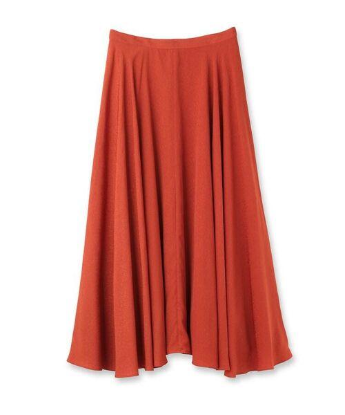 aquagirl / アクアガール ロング・マキシ丈スカート | スプリットフローレットスカート | 詳細1