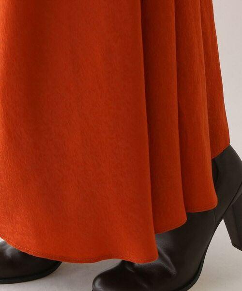 aquagirl / アクアガール ロング・マキシ丈スカート | スプリットフローレットスカート | 詳細11