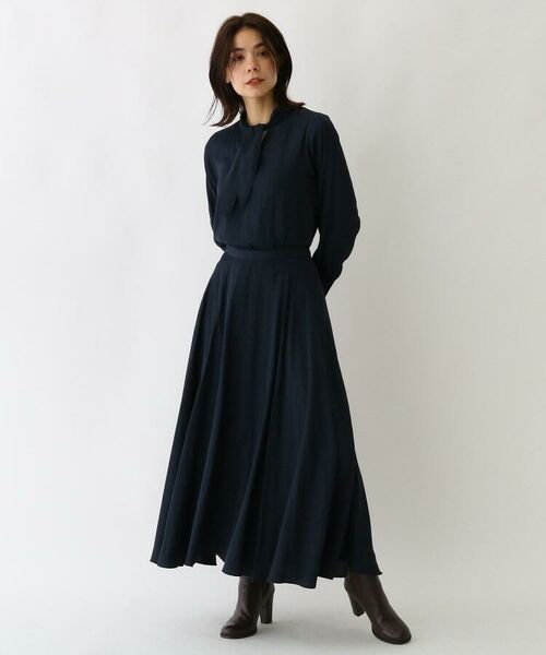 aquagirl / アクアガール ロング・マキシ丈スカート | スプリットフローレットスカート | 詳細2