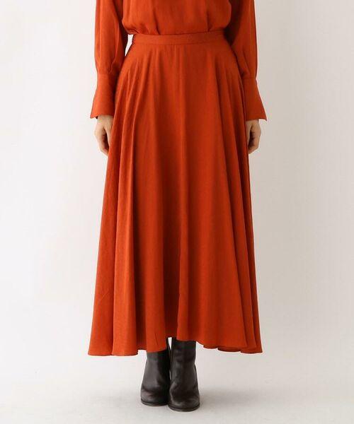 aquagirl / アクアガール ロング・マキシ丈スカート | スプリットフローレットスカート | 詳細6