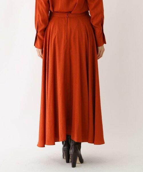 aquagirl / アクアガール ロング・マキシ丈スカート | スプリットフローレットスカート | 詳細8