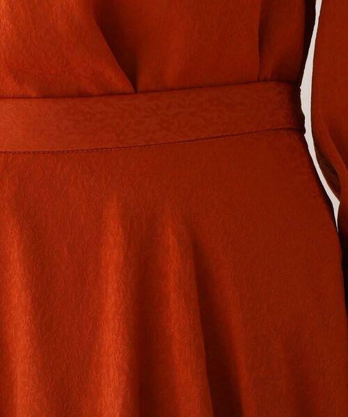 aquagirl / アクアガール ロング・マキシ丈スカート | スプリットフローレットスカート | 詳細9