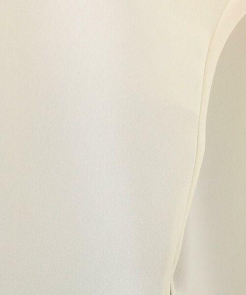aquagirl / アクアガール シャツ・ブラウス | エステルダブルクロスシャツ | 詳細9
