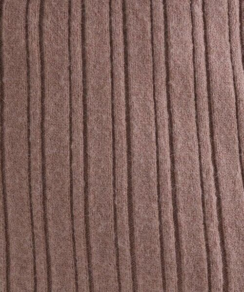 aquagirl / アクアガール ニット・セーター | レーヨン混ラグランスリーブリブニット | 詳細12
