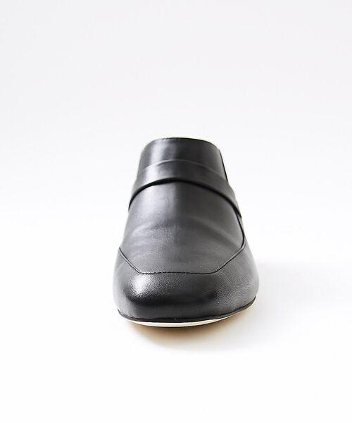 Au BANNISTER / オゥ バニスター ブーツ(ショート丈) | スクエアモカショートブーツ | 詳細3