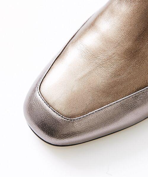 Au BANNISTER / オゥ バニスター ブーツ(ショート丈) | スクエアモカショートブーツ | 詳細8