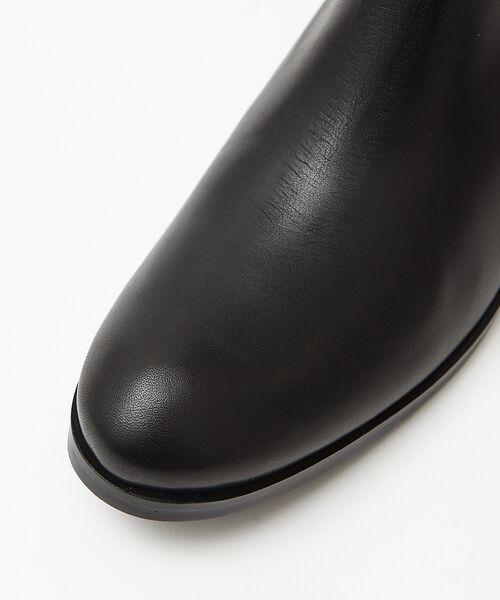 Au BANNISTER / オゥ バニスター ブーツ(ショート丈) | サイドジップロングブーツ | 詳細2