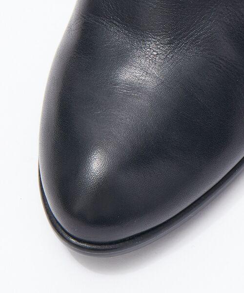 Au BANNISTER / オゥ バニスター ブーツ(ショート丈) | 【スノーソール使用】サイドゴアブーツ【予約】 | 詳細5
