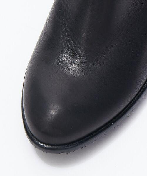 Au BANNISTER / オゥ バニスター ブーツ(ショート丈)   【スノーソール使用】ハイシャフトブーツ【予約】   詳細1