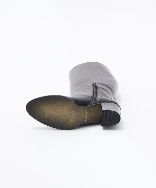 Au BANNISTER / オゥ バニスター ブーツ(ショート丈) | ヒールアップロングブーツ | 詳細5